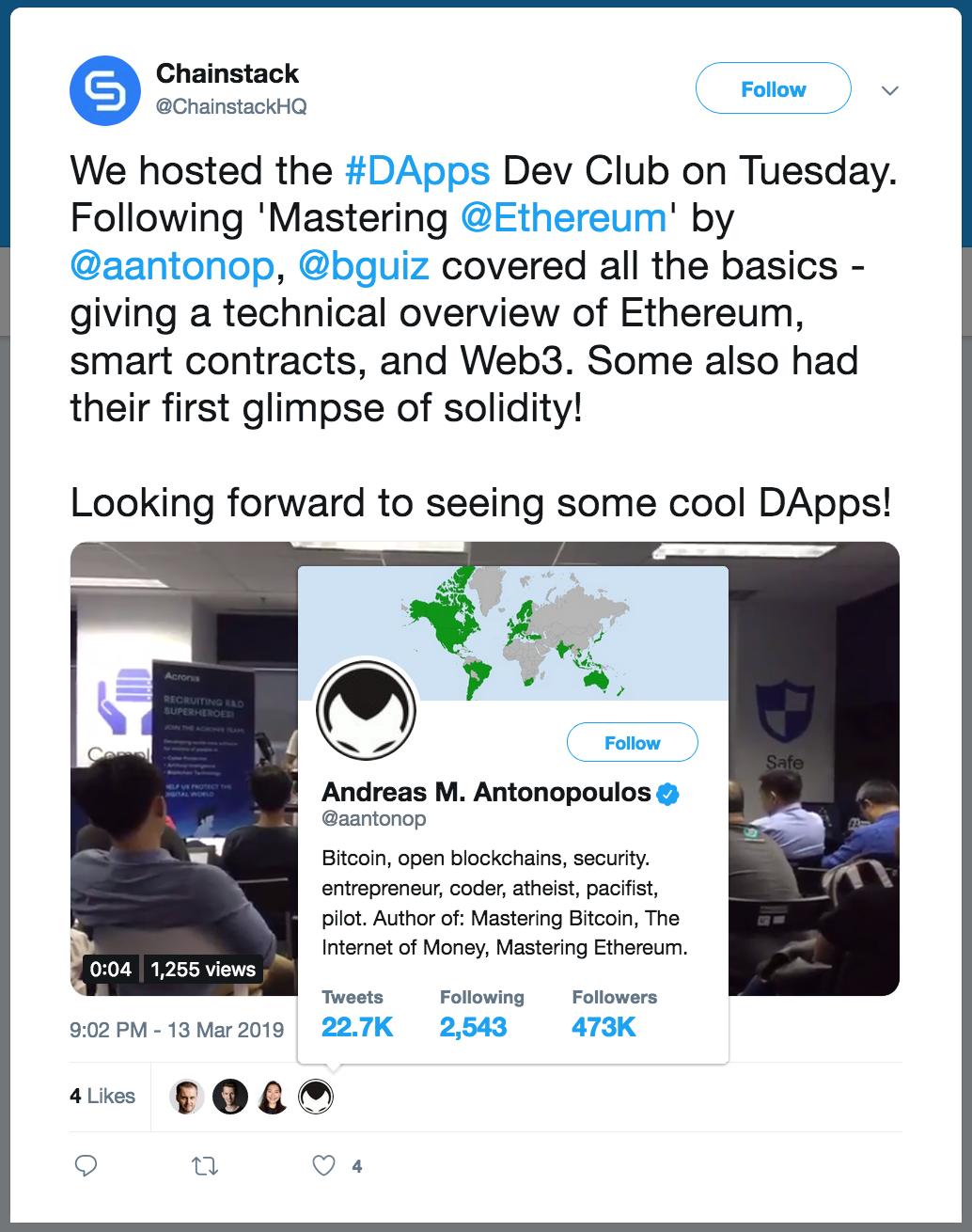 S01E05 - DApps Dev Club